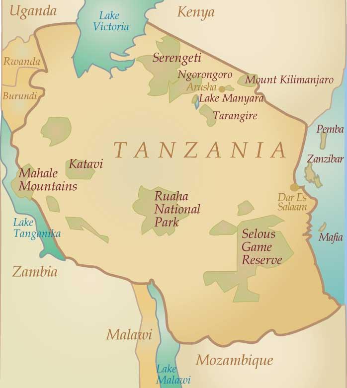 la-tanzania-in-sintesi