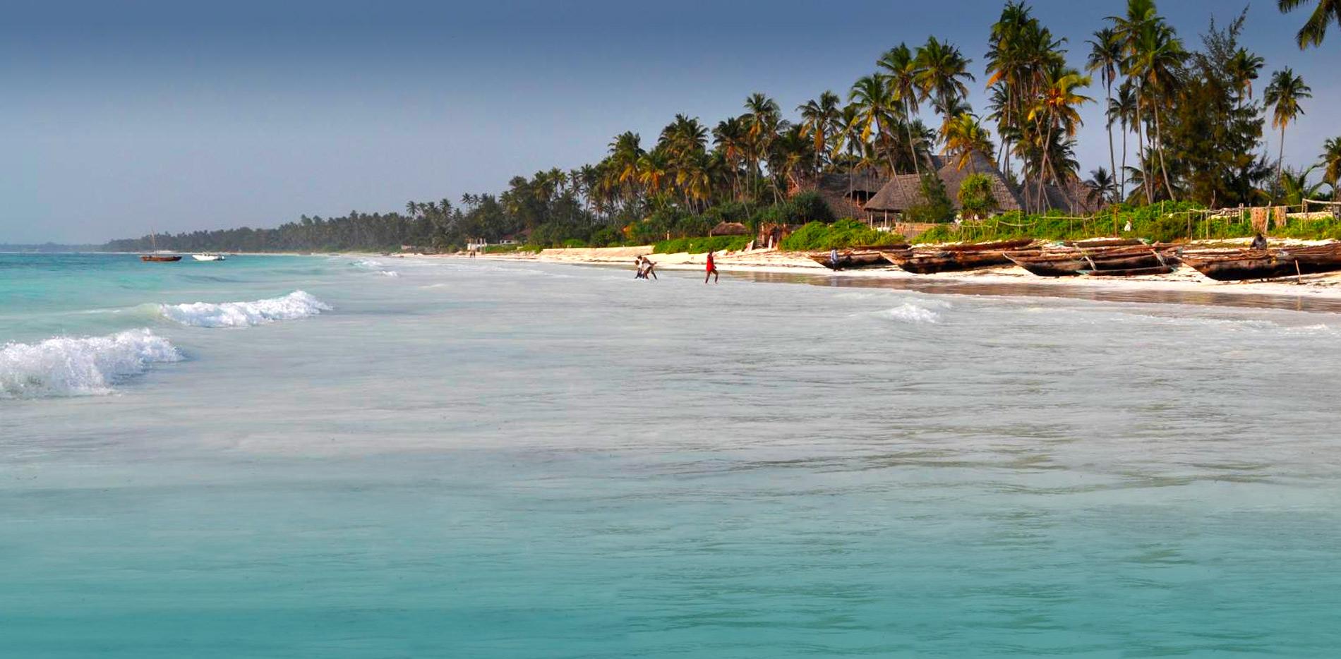 Pangani beach Tanzania