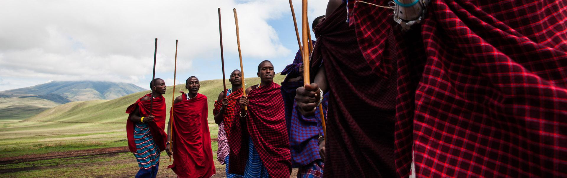 Maasai pride, Safari Crew Tanzania contact