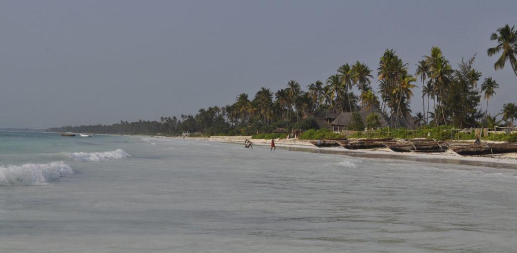 Tanzania beach, Pangani