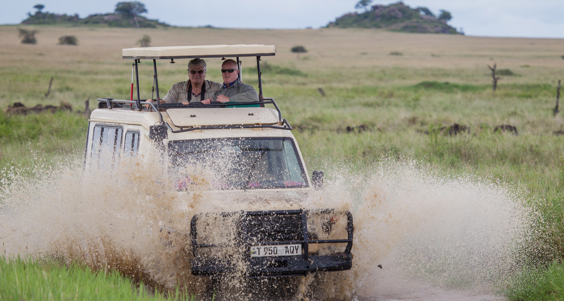 Safari Tours Tanzania, Safari Crew