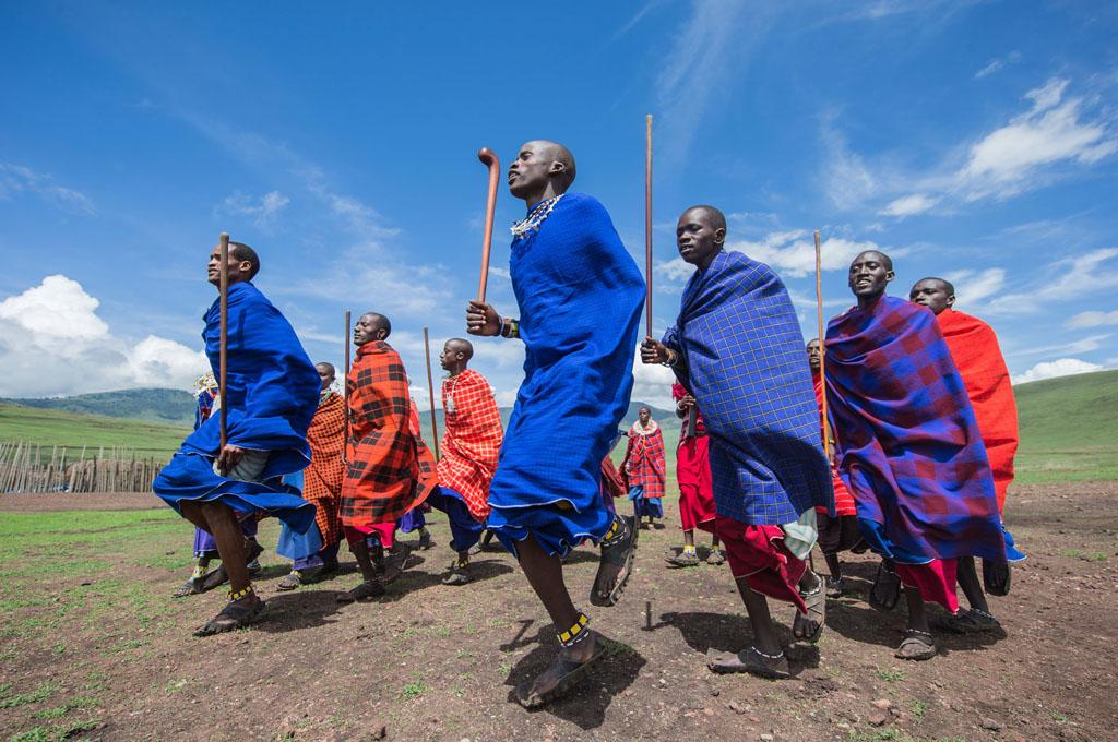 Maasai tribe Tanzania, Safari Crew Tanzania