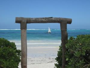 Zanzibar - Beach Gate