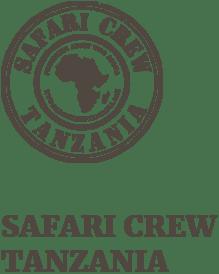 Safari Crew Tanzania logo black