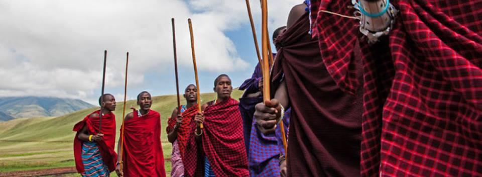 Maasai Pride Tanzania