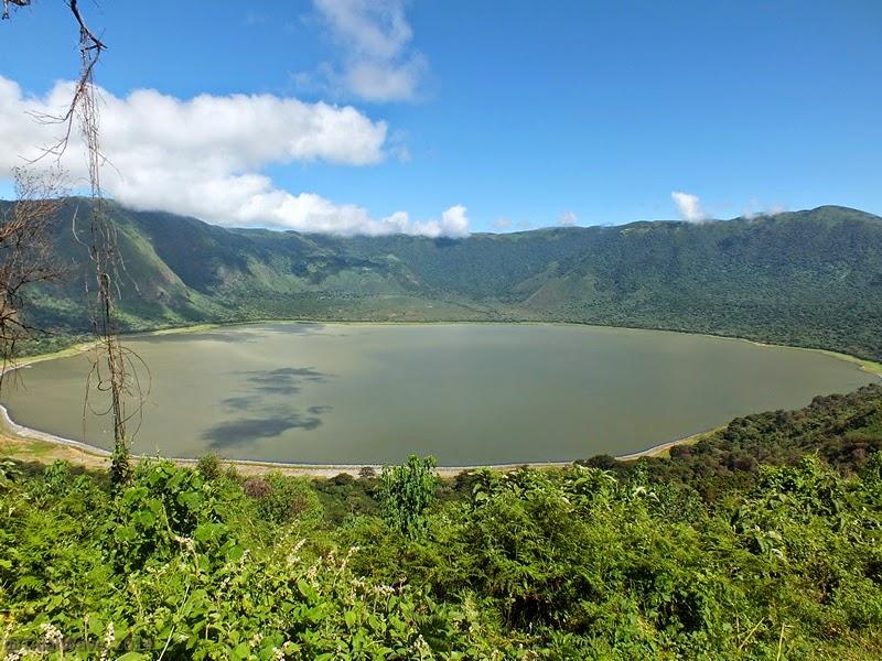 Empakai crater - Tanzania