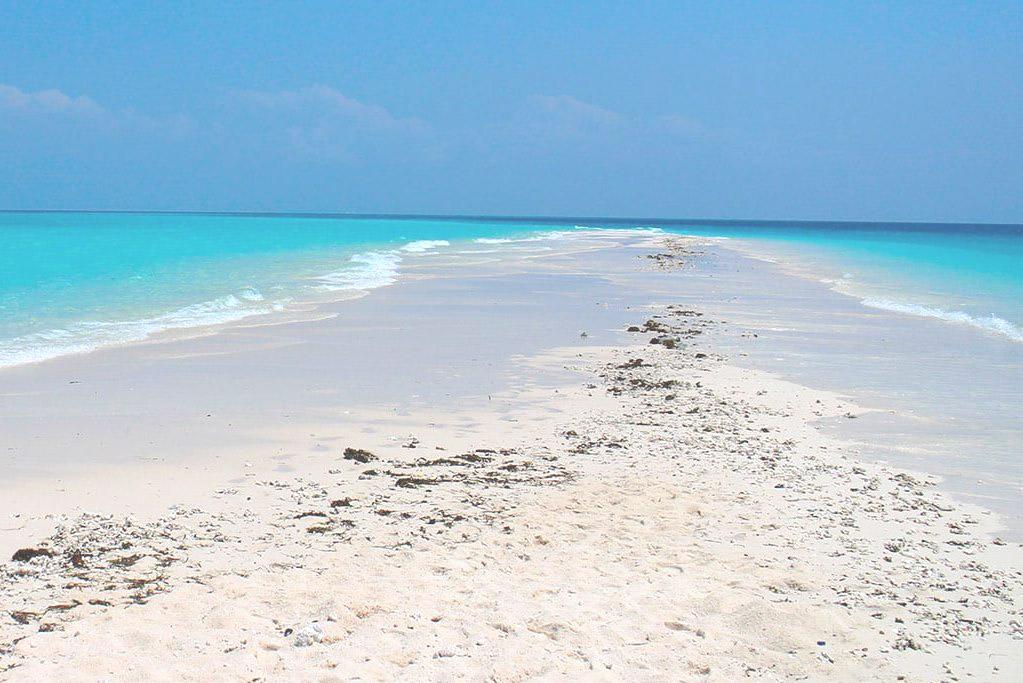 Zanzibar island, Tanzania Beach