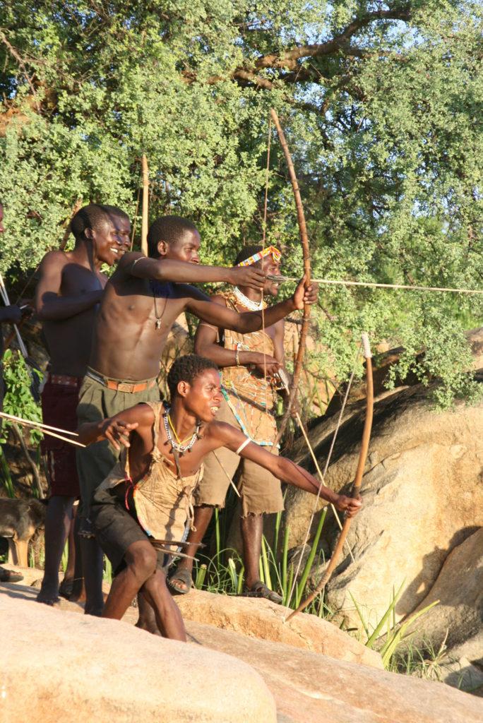 battuta di caccia con i bushmen Hadzabe - Lake Eyasi